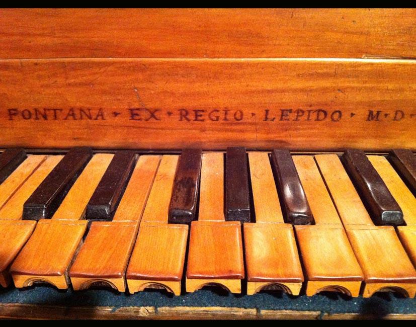 II_14  Épinette de Nicolò Fontana