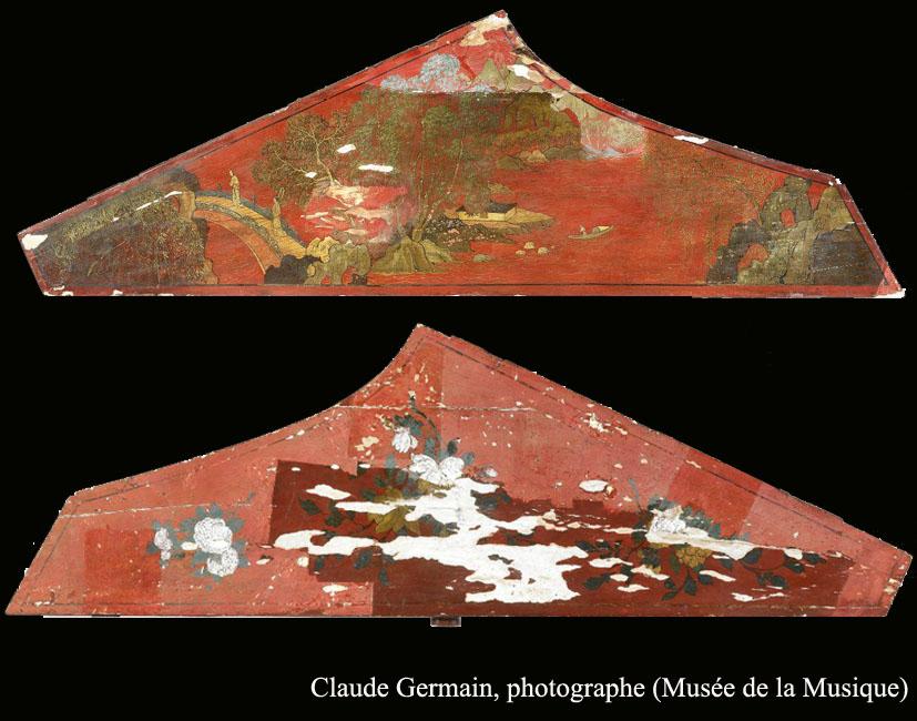 II-23 Épinette de Jean Claude Goujon