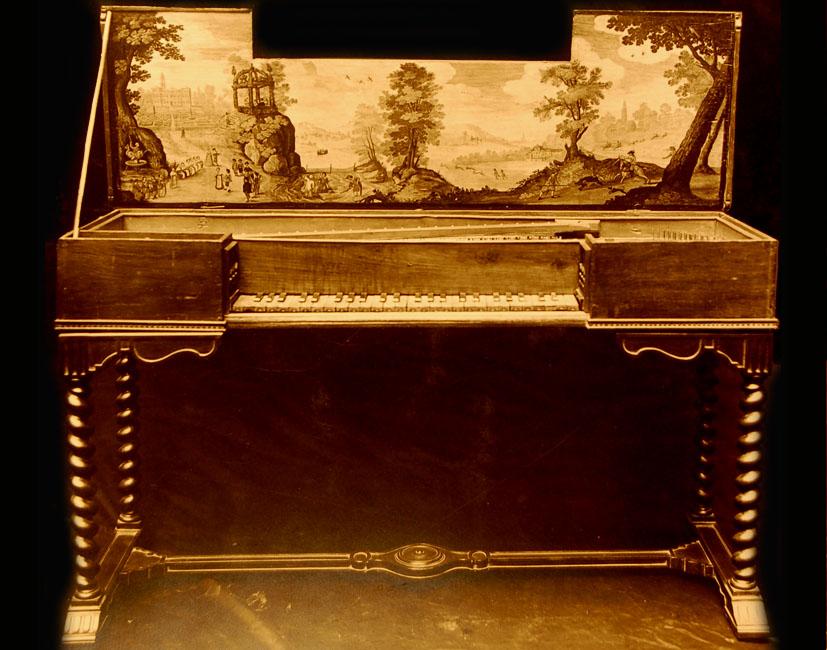 II_4 /Virginal de Vincentius de Taeggiis, 1629