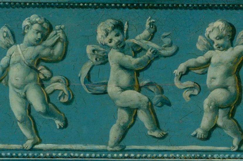 II-47  Clavicorde anonyme  Autriche Fin du XVIIIe siècle