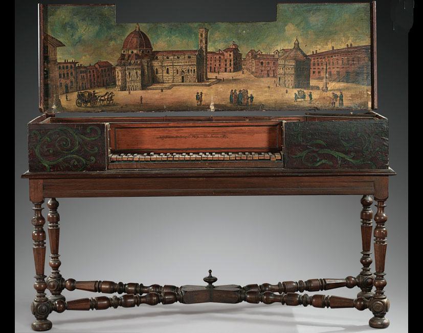 II-6 : Virginal italien par Leopoldo Franciolini