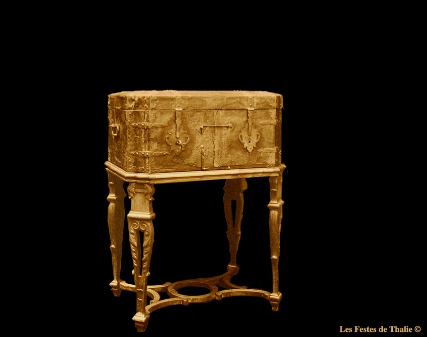 III_10   vendu au musée instrumental F. George Harding à Chicago / Orgue positif allemand - 2ème moitié du XVIIIe s