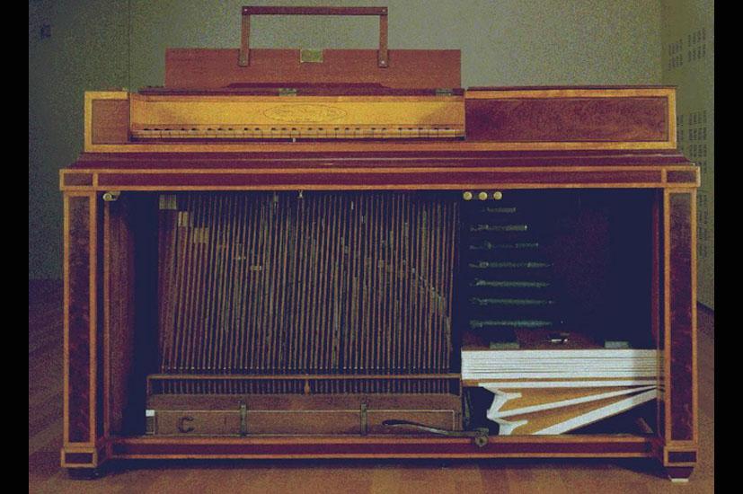Piano Organisé Erard