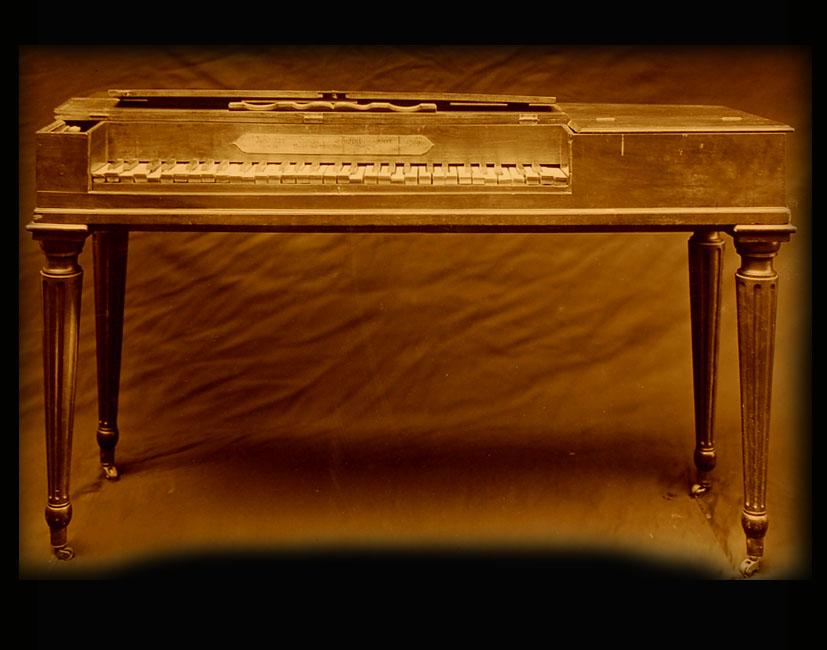 III-21  Piano forte de Johannes Zumpe
