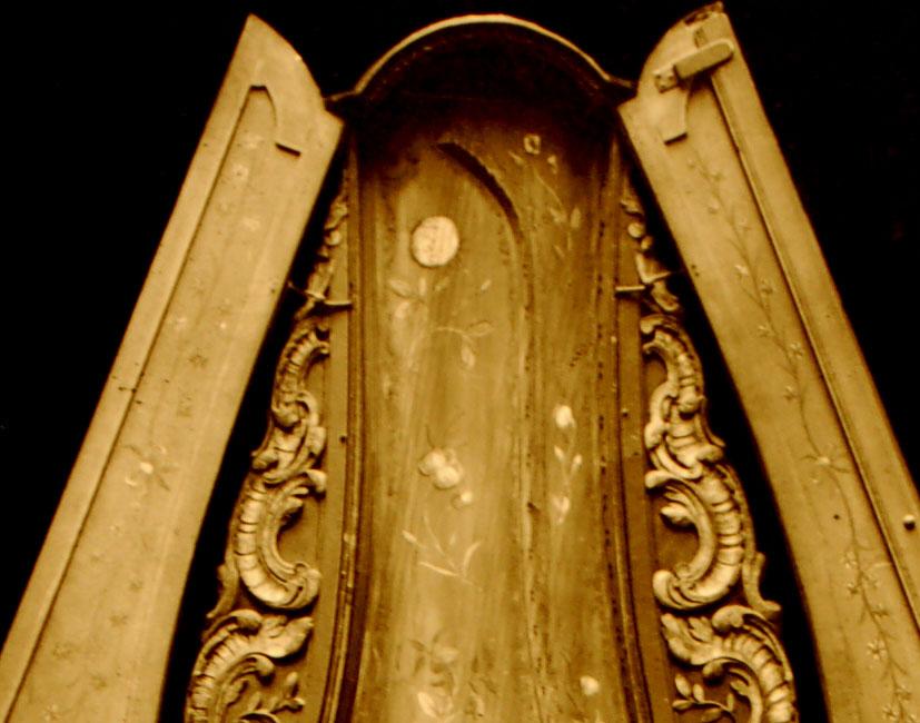 I_03 : Clavecin vertical hollandais N° 1557 à  Mrs Lanier à New York le 26 oct 1923