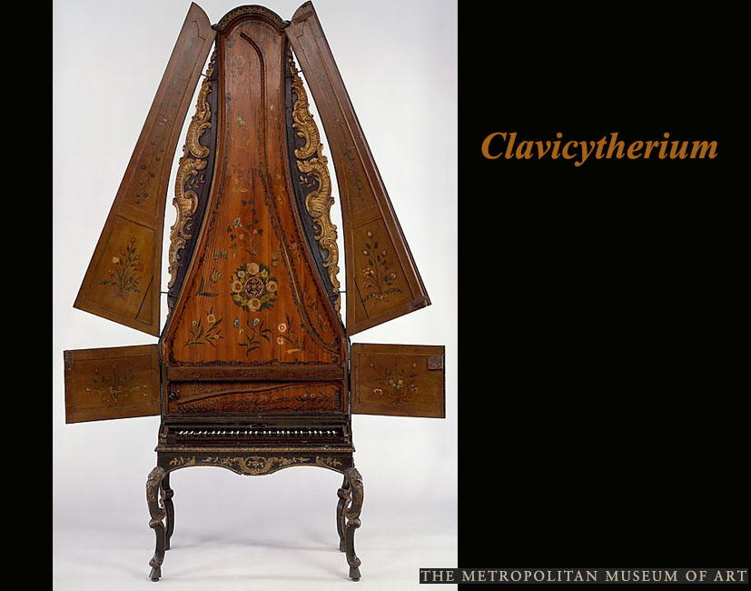 I_03 : Clavicytherium - metropolitan museum of art
