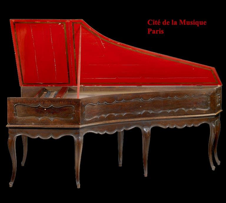 I_07   Anonyme 18e ?  France / Europe  E.980.2.648  Cité de la Musique -Paris
