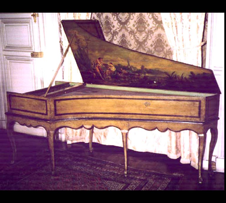 I_10    Clavecin de Gosset – 1770-75