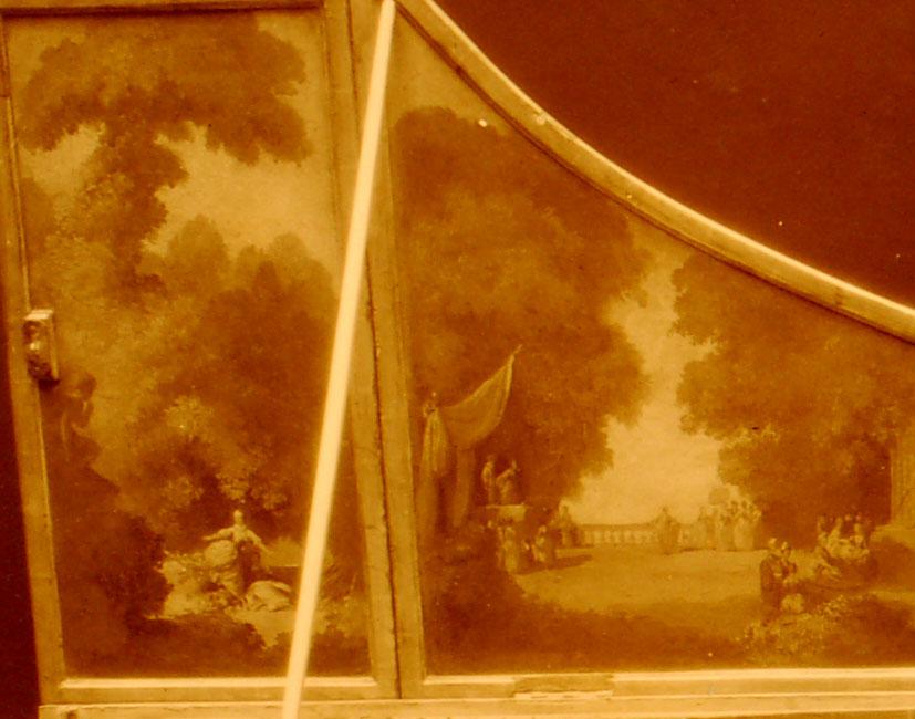 I_18  : à M Durand le 30 mai 1924 / Clavecin italien  vers 1660