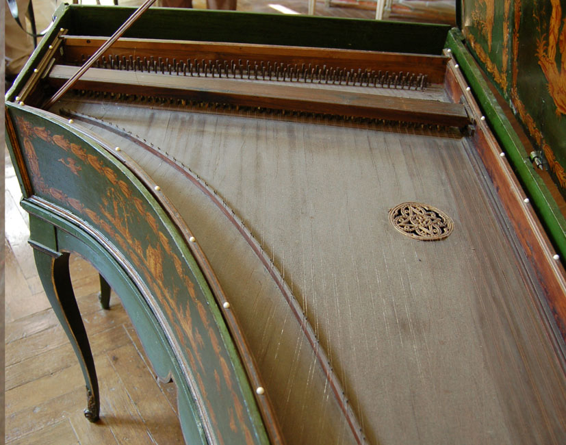 I_28   Clavecin italien collection privée