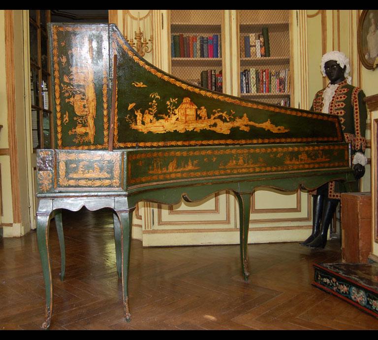 Clavecin italien collection privée