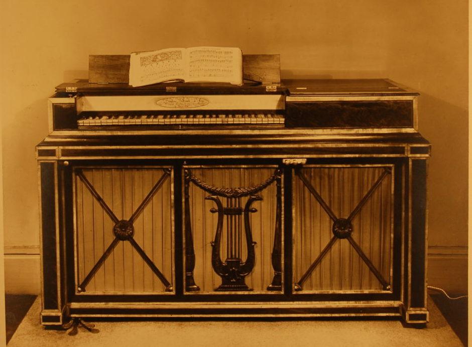 Piano organisé Erard 1791
